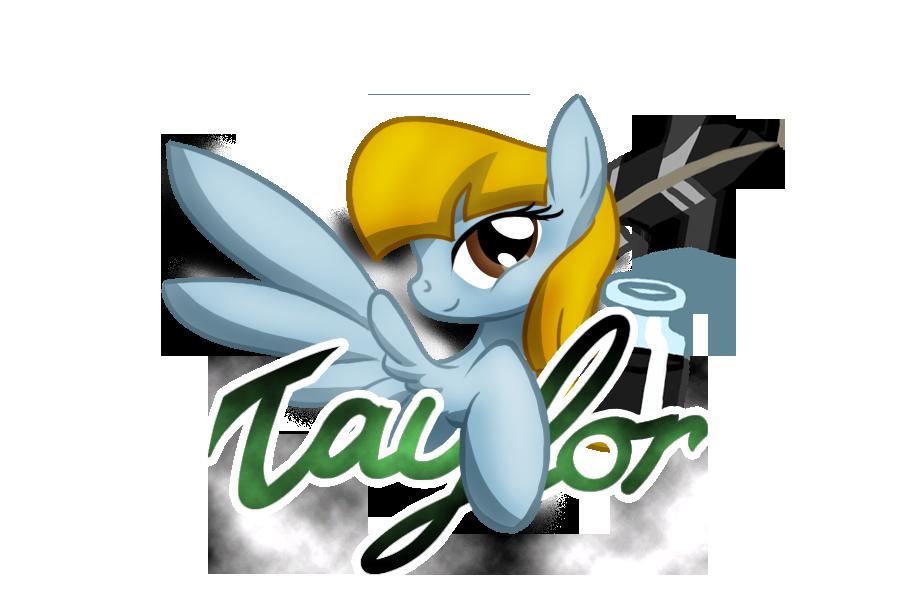 Tay's Con Badge by Zedrin