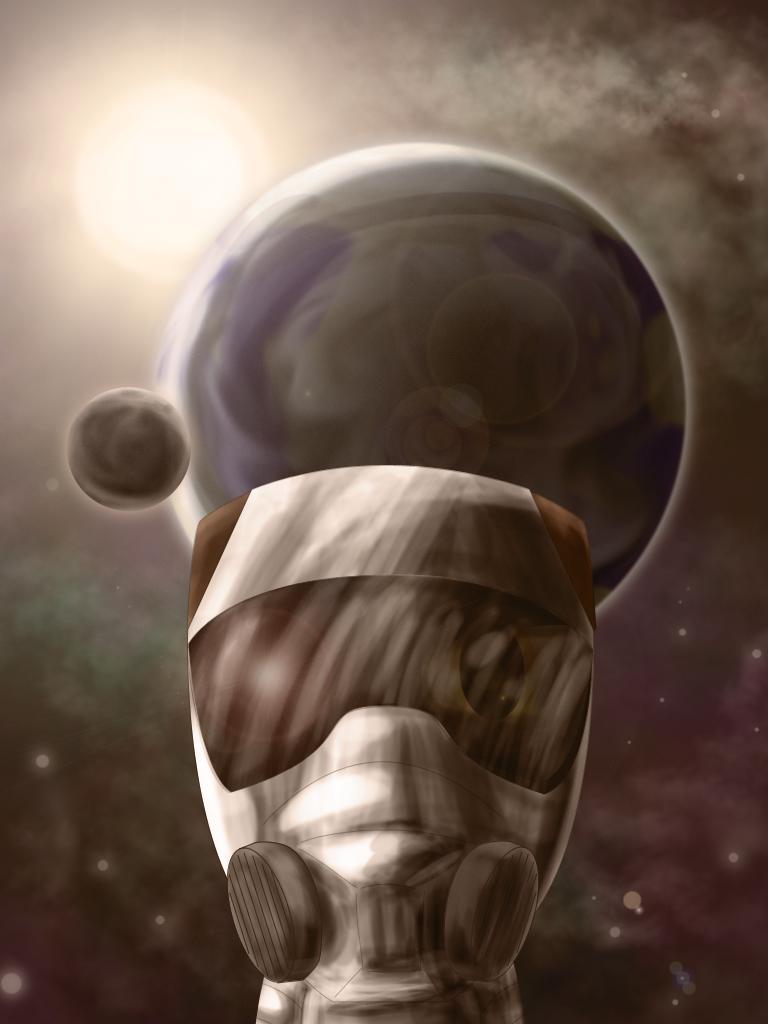 Stars Beyond the Veil by Zedrin