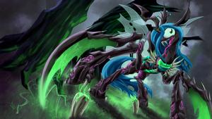 Chrysalis, the Voidreaver
