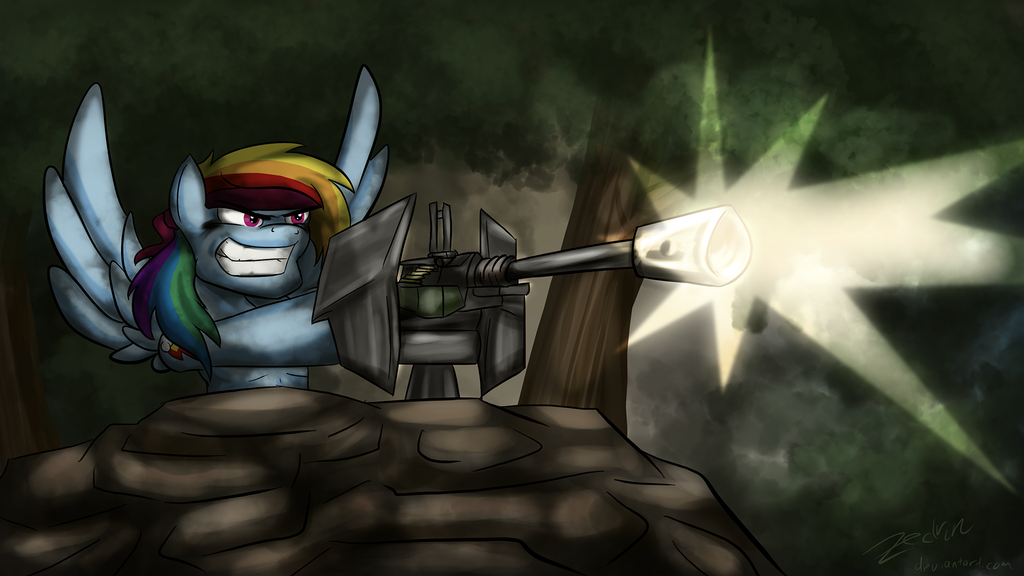 RAMBO DASH by Zedrin