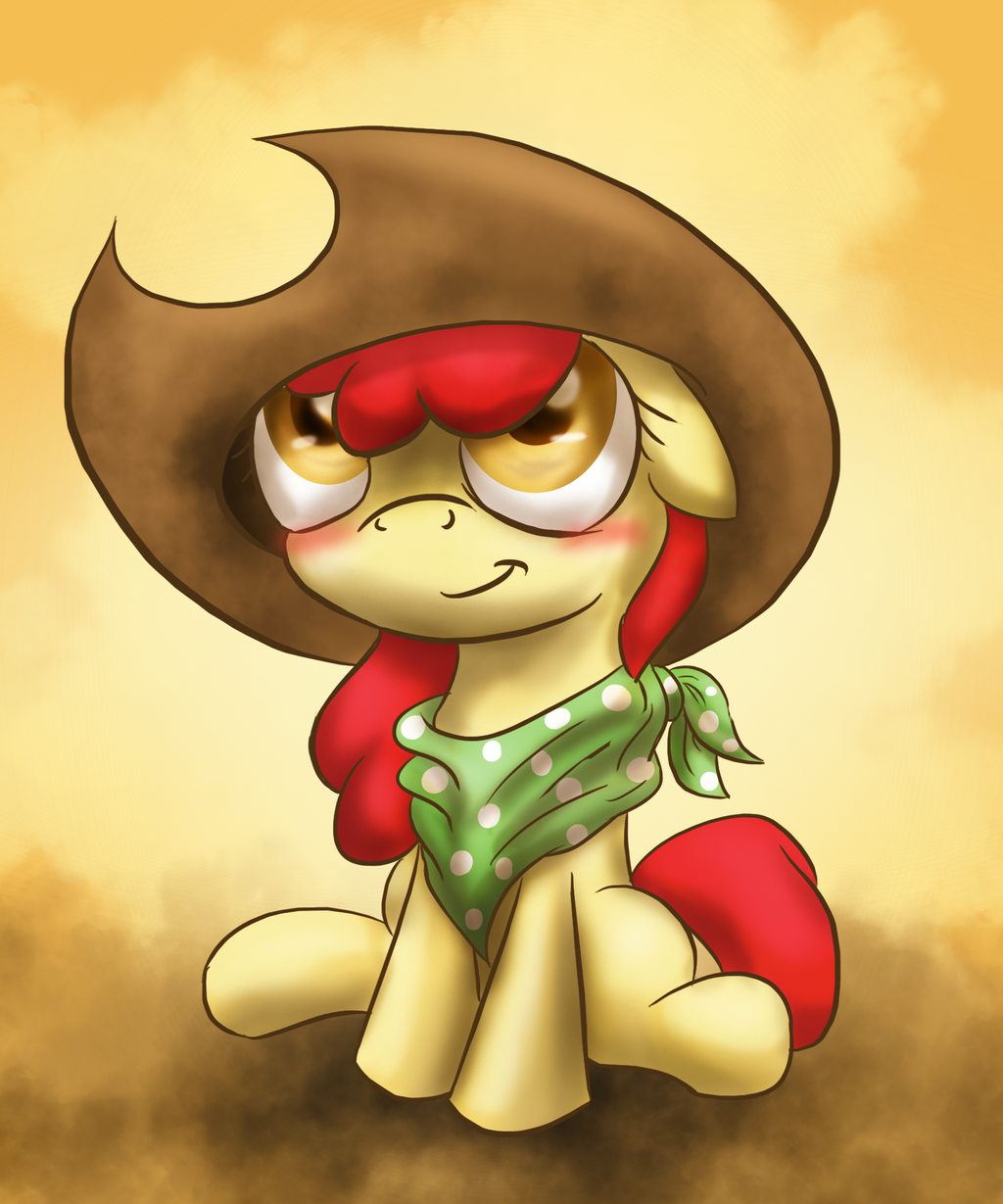 Applebloom by Zedrin