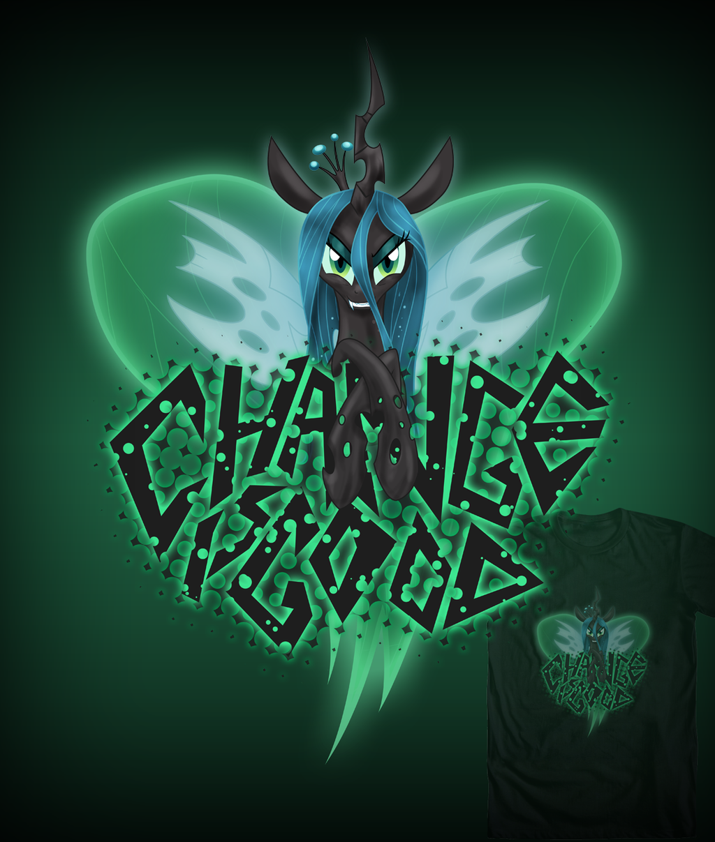Change is Good v2 (shirt) by Zedrin