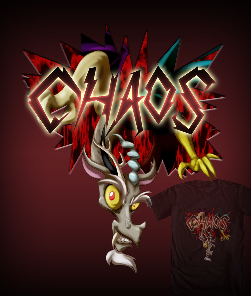 Cha0s (shirt) by Zedrin