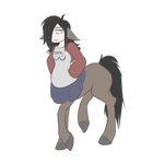 Character Design - Neet Centaur