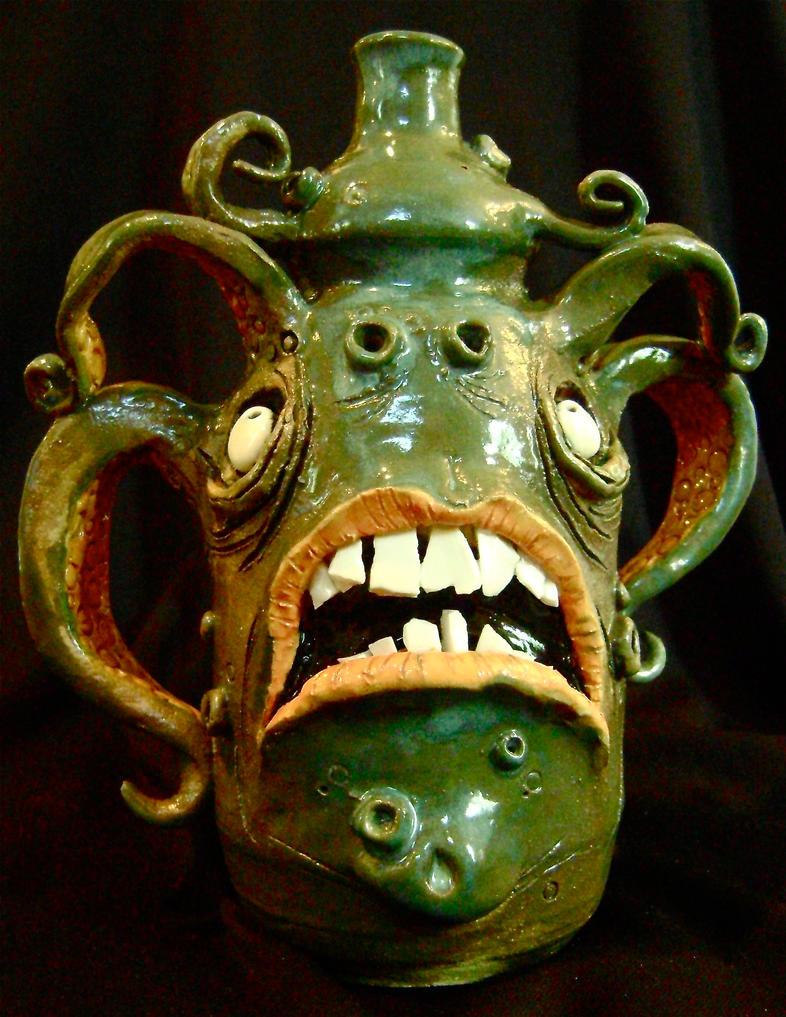 squid jug-complete by thebigduluth