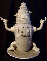 super mega robot jar-wip by thebigduluth
