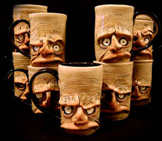 the gang of mugs by thebigduluth