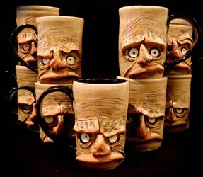 the gang of mugs by thebigduluth