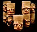 the gang of mugs