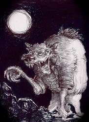 Werewolf by Night by thebigduluth
