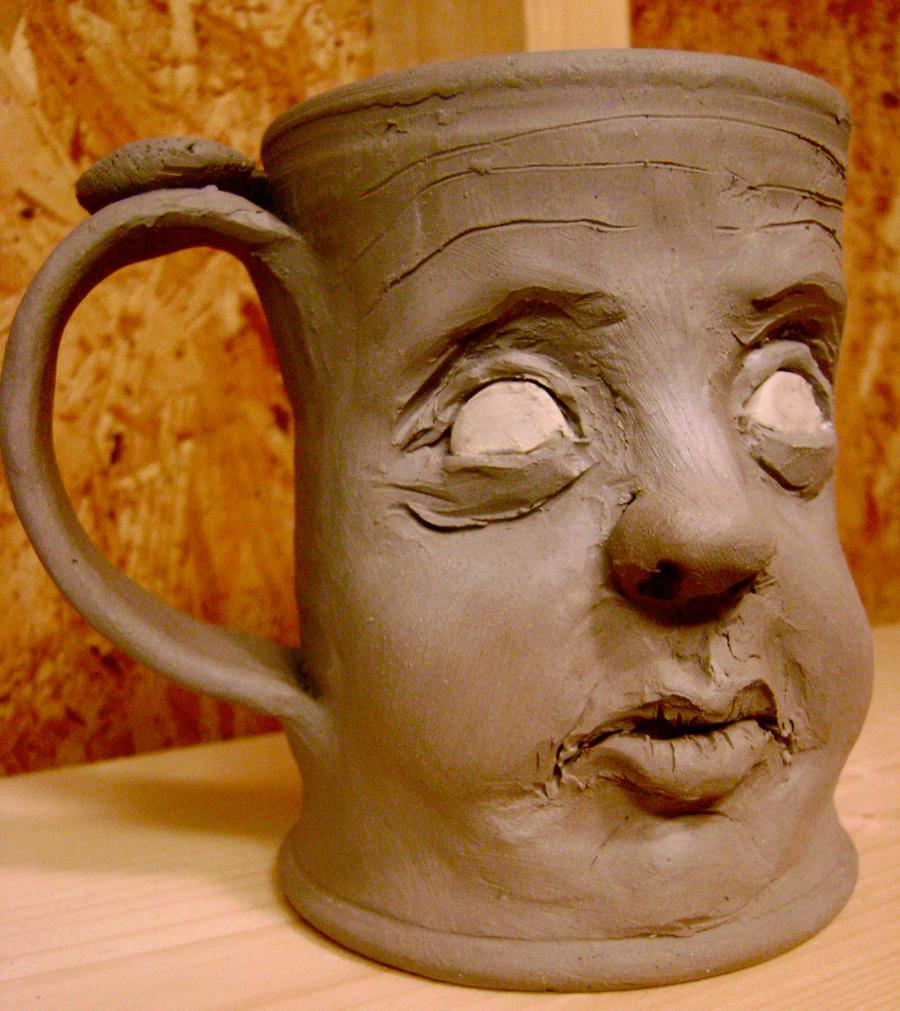 Baby mug-wip by thebigduluth
