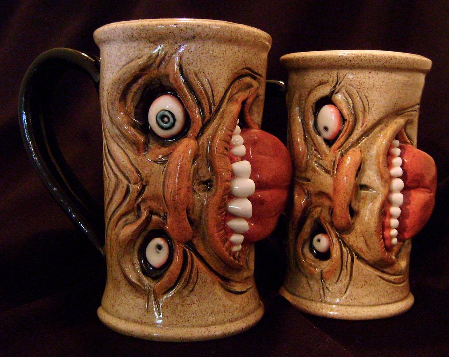 Lick mug by thebigduluth