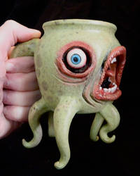 Extraterrestrial Mug- FOR SALE by thebigduluth