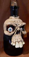 Another Skull Poison Bottle