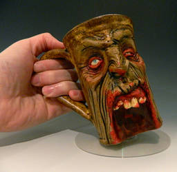 The Coffee Drinking Dead Mug-FOR SALE by thebigduluth