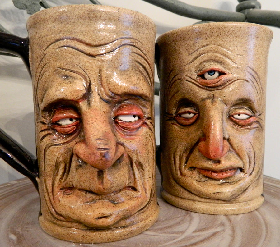 Face Mugs 2 By Thebigduluth On Deviantart