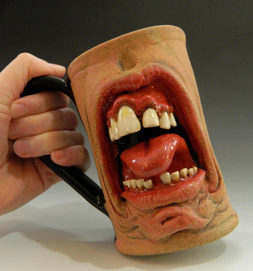 Dental Mug- FOR SALE by thebigduluth