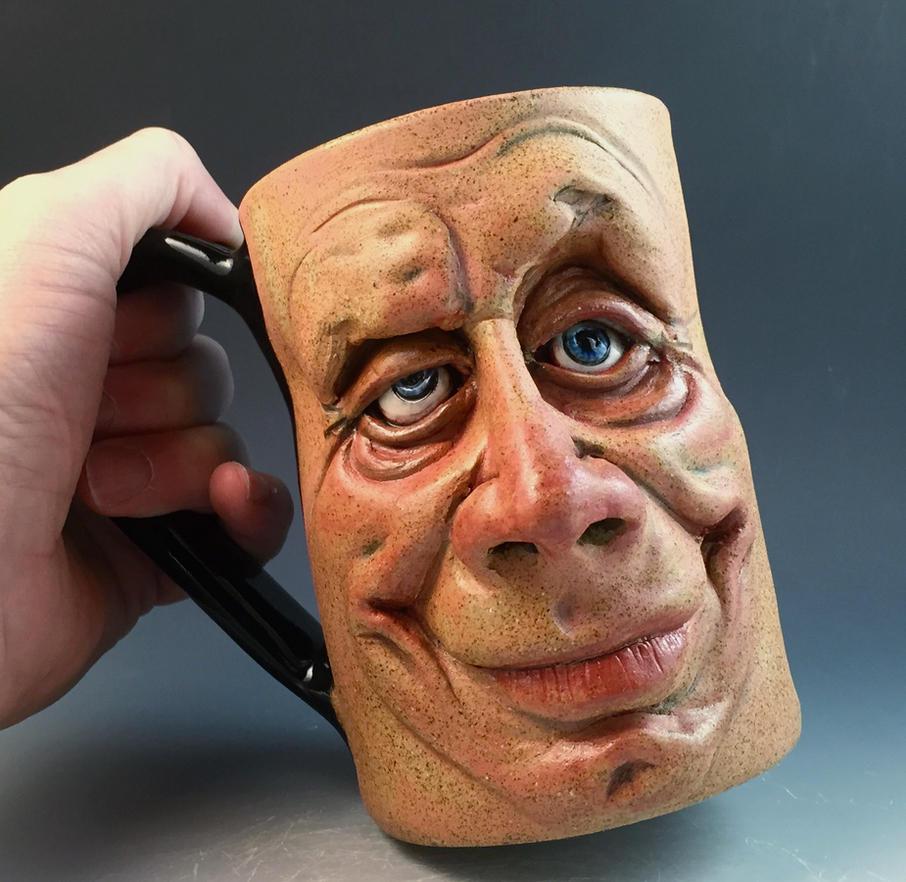 Coffee Euphoria Mug- FOR SALE by thebigduluth