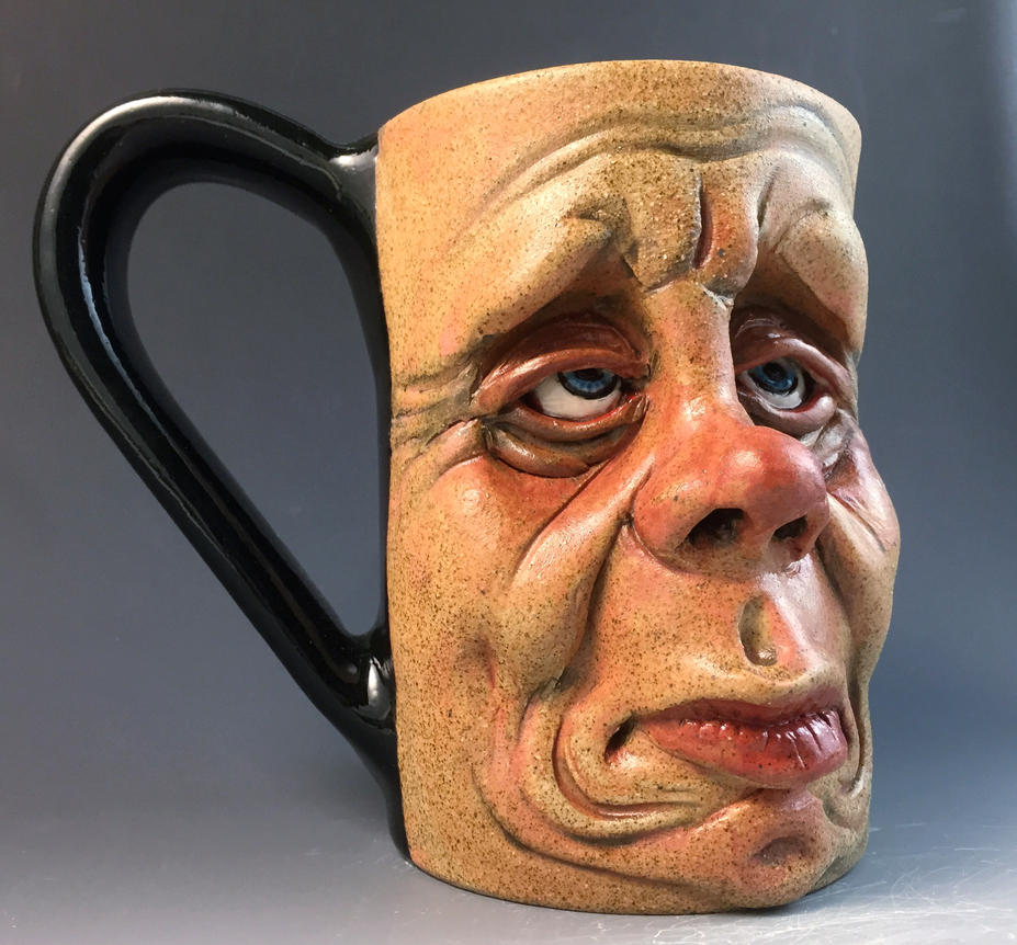 The Morning Drag Mug- FOR SALE by thebigduluth