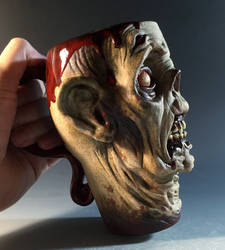 Coffee of the Undead Mug- FOR SALE