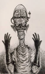 Dr. Zombie M.D. (Mostly Dead)
