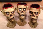 Zombie Shot glasses