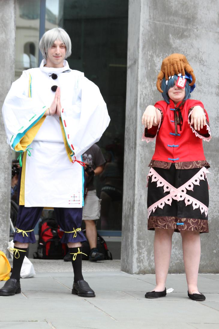 touhou cosplay natori kawashima