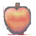 Apple by Canvas-Cutie