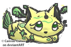 Spice : GlowingOmega by Canvas-Cutie