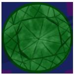 Emerald by Canvas-Cutie