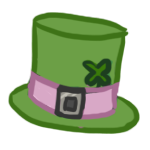 Halie's Lucky Hat by Canvas-Cutie