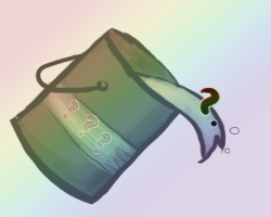 Mystery Fill-Bucket by Canvas-Cutie