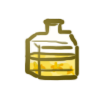Golden Star Potion by Canvas-Cutie
