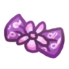 Melody's Barrette by Canvas-Cutie