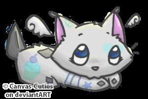 CuppyCake : Electrical-Angel by Canvas-Cutie