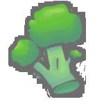 Broccoli by Canvas-Cutie