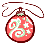 Paintable Ornament by Canvas-Cutie