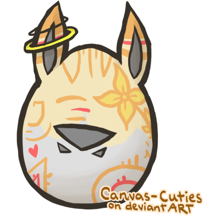 UNNAMED : Scrittles by Canvas-Cutie