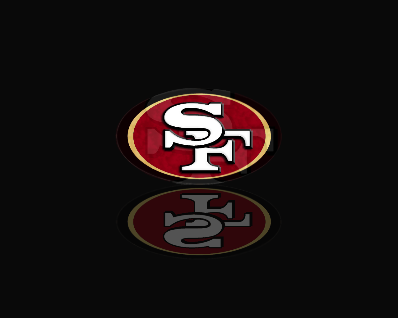 A really nice collections of logo an helmet wallpapers for the 49ers and the