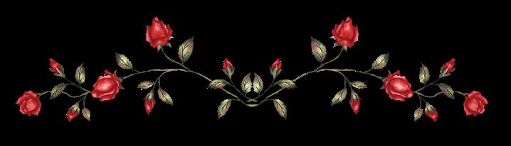 ZMB~Rosesdivider1 by LoveoftheDark