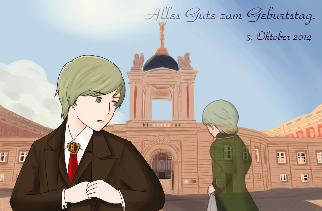 ' Glad to-- ' by blackbunny331