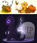 Halloween Starter Pokemon