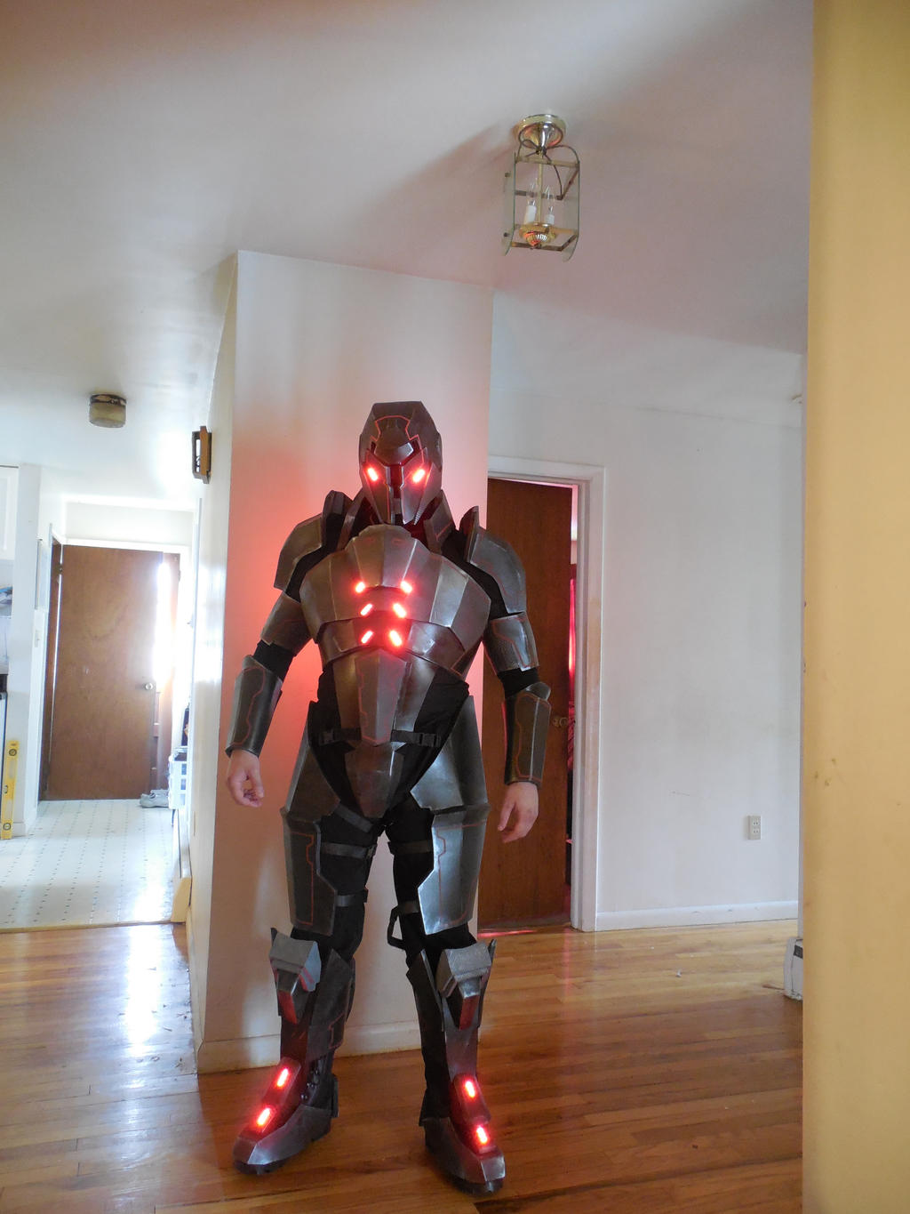 Terminus Armor test fit 2.4 by bobsideways