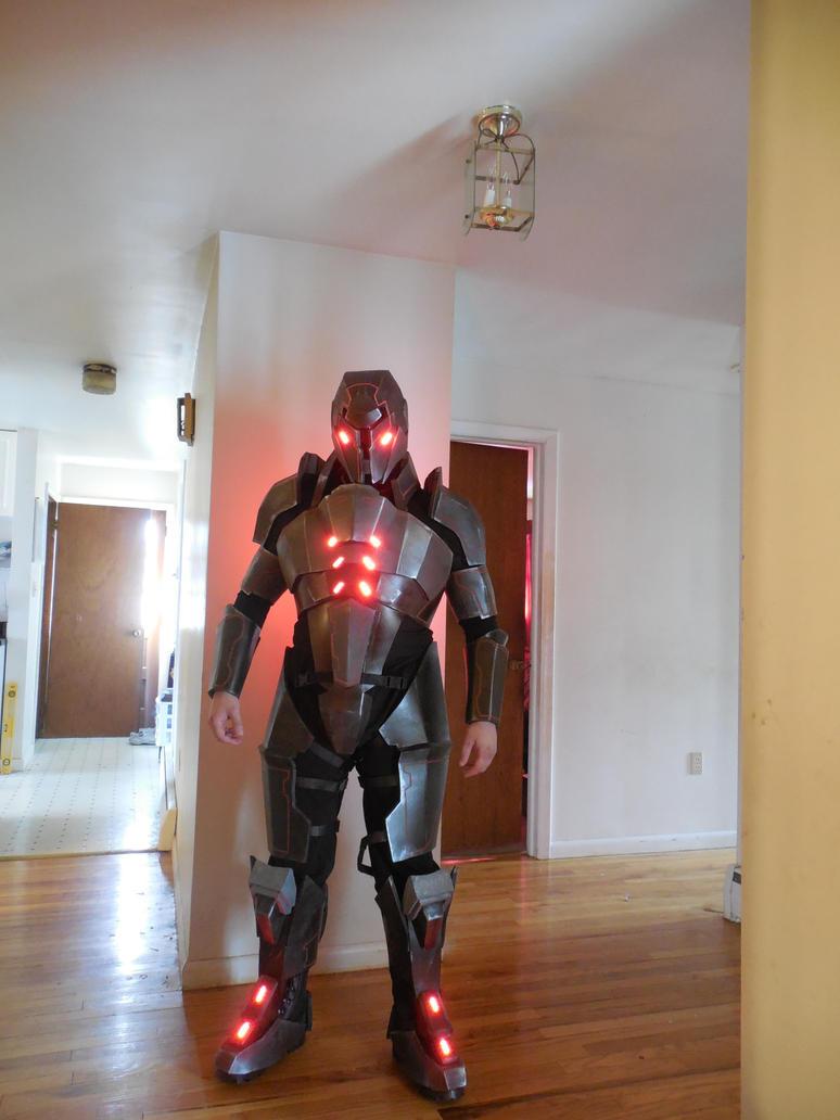 Terminus Armor test fit 2.4 by bobsideways