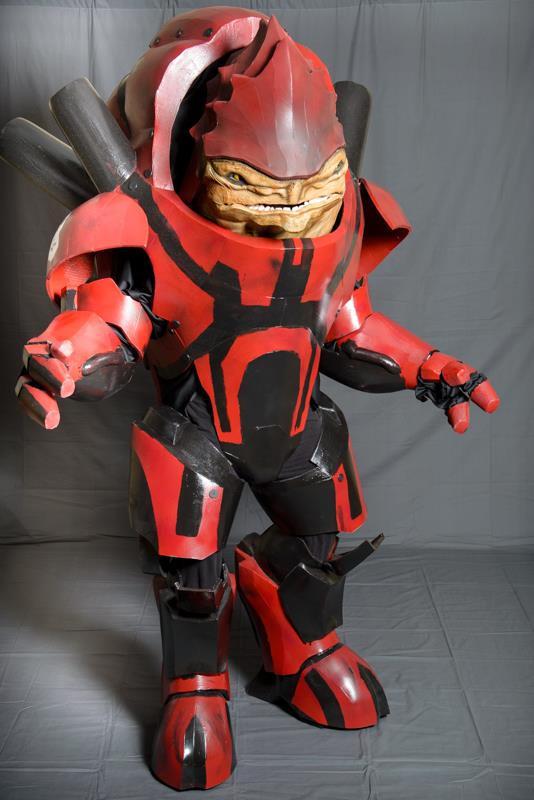 Garm, Krogan Battlemaster