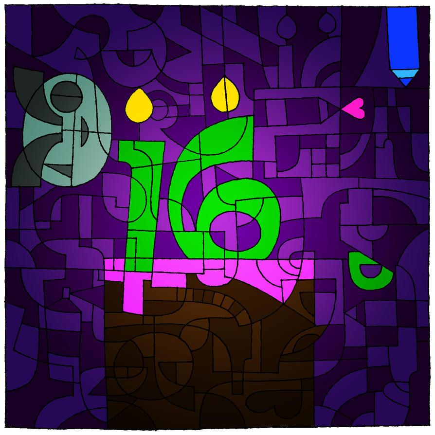 Happy Sweet 16, DeviantArt!!! by DrCaptPepperGirl