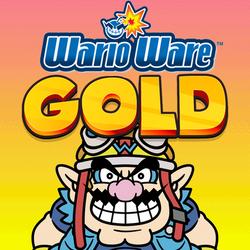 WarioWare Gold Icon by EnderLuigiMario