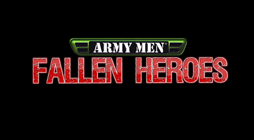 Army Men: Fallen Hereos logo (Fanmade) by EnderLuigiMario