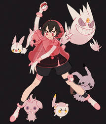 Trainer Kipi Wants to Battle!