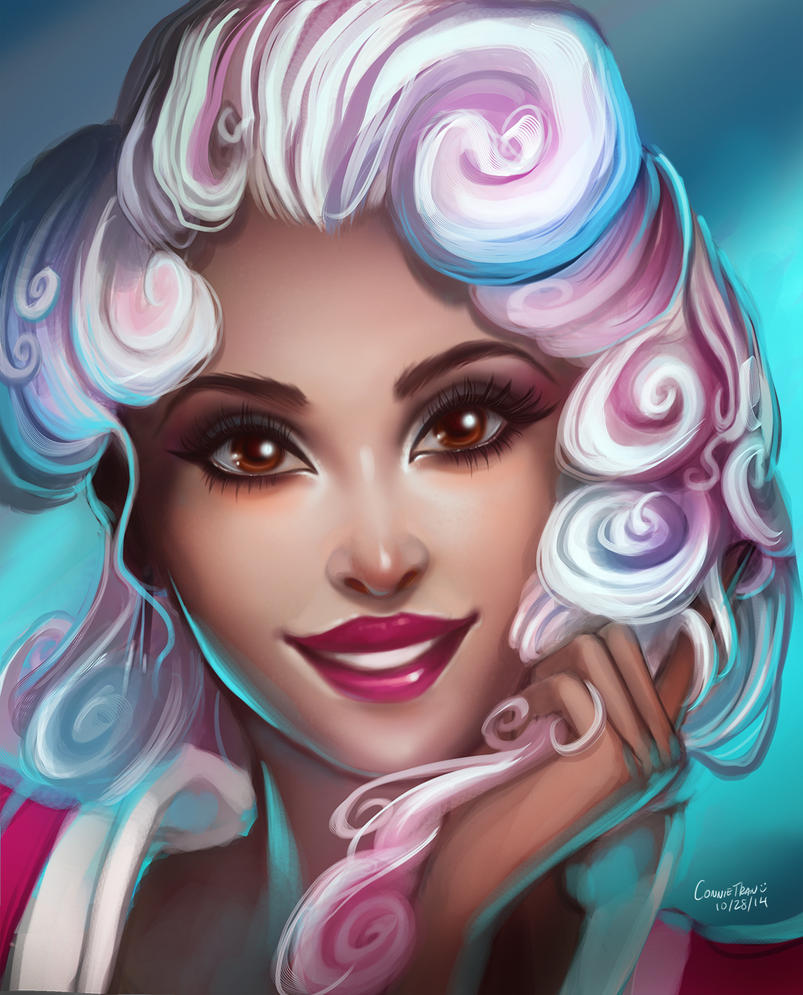 Veena Head Concept by inxj